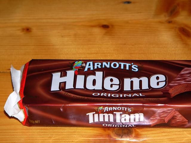 Tams Near Me >> Hide Me Tim Tams Fun Alternate Packaging For Tim Tam Bisc