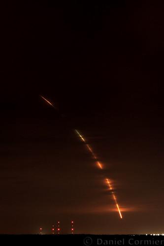 STS-116 Launch by Daniel Cormier