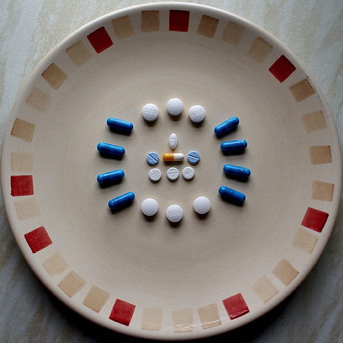 Medication diet squircle | by Ennor