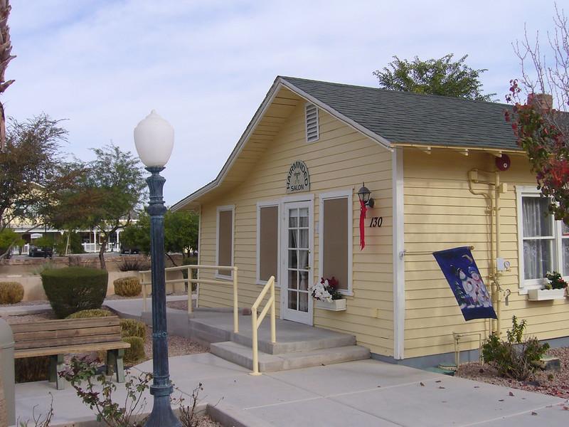 Hairminded Hair Salon - Farmhouse Village - Gilbert, AZ - 1