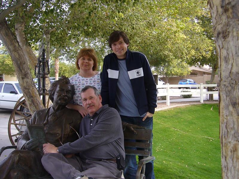 The Family - Farmhouse Village - Gilbert, AZ - 7