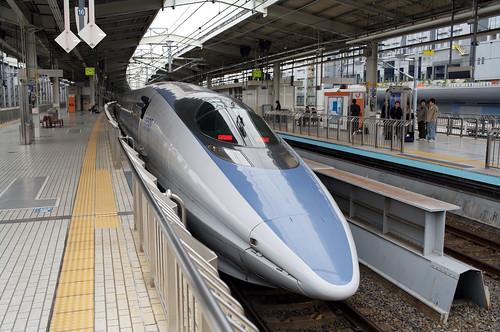500 Series Shinkansen | by Sam Doshi