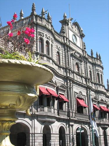Palacio Municipal - Puebla