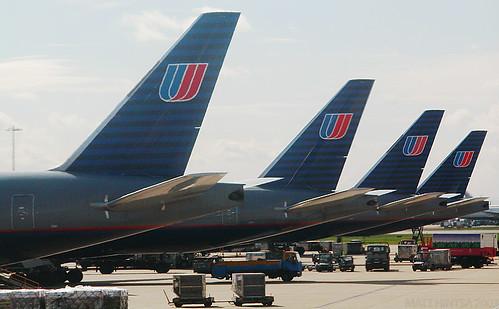 United Airlines 777s | by matt.hintsa