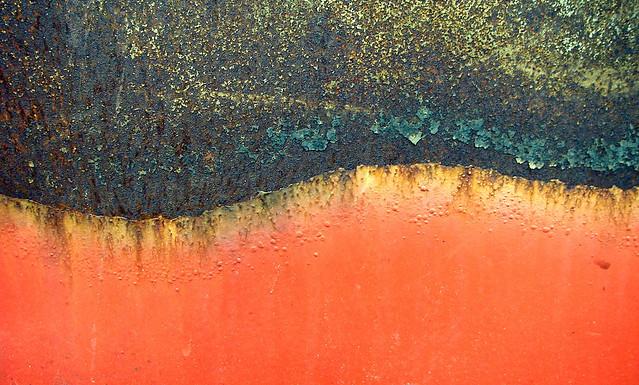 Rust wave