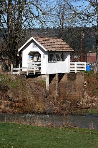 dahlenburg | Dahlenburg covered bridge, Sweet Home Oregon ...