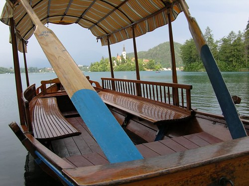 on Lake Bled | by JMWriter