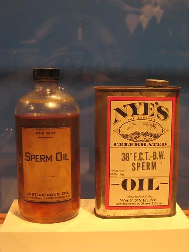 Sperm oil | by raphaelmazor