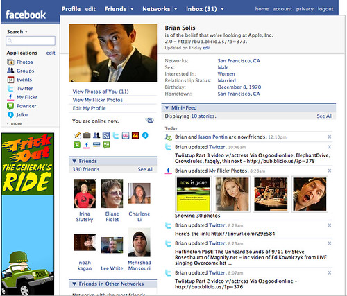 Facebook Profile | Facebook is the online hub for your perso