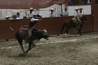 Charros feria Tlaxcala | by adsojesus