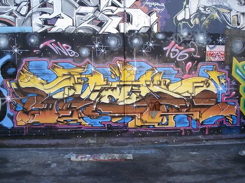 Kacao77 TNB 7th Exchange LosAngeles Graffiti Art | by anarchosyn