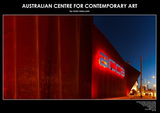 Australian Centre for Contemporary Art | by Victor Marz