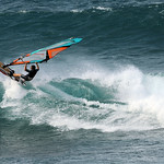 windsurfers in Maui, 11Nov10.3