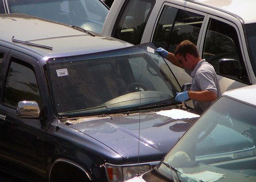 windshield repair | by Paul L Dineen