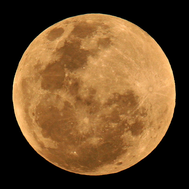 Full Moon (Before Eclipse)