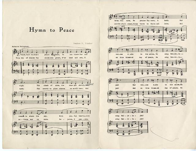 A Festival of Faith: The Musical Legacy of Cantor Reuben Rinder