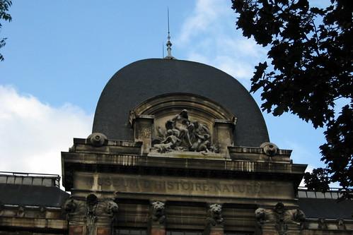 Paris - Jardin des Plantes: Muséum national d'Histoire naturelle | by wallyg