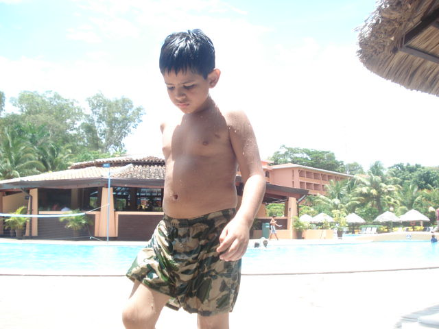 Chubby boy