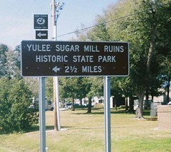 Yulee Sugar Mill Park-Bird Trail[2]