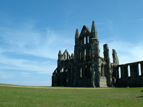 Whitby Abbey (27/07/2005)