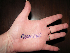PROACTIVE - My Word in Your Hand | by .:[ Melissa ]:.