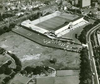 St James Park, 31st July 1963