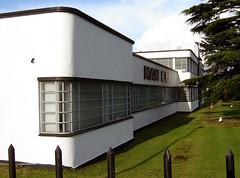 Ripaults Factory, Southbury   by Fin Fahey