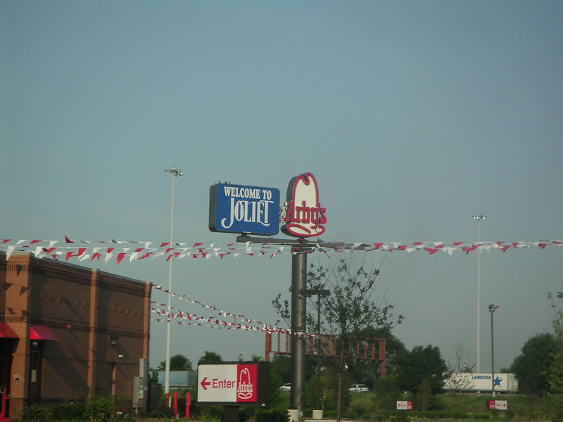 Welcome to Joliet/Arby's