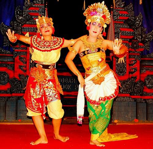Bali Dancers, Ubud | by Nancie McK
