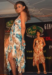 Sun, 07/22/2007 - 09:39 - Models walks down the ramp during a fashion show 'Colours of Life' in Guwahati on Sunday night.                                                                         Photo by- Manab Jyoti.
