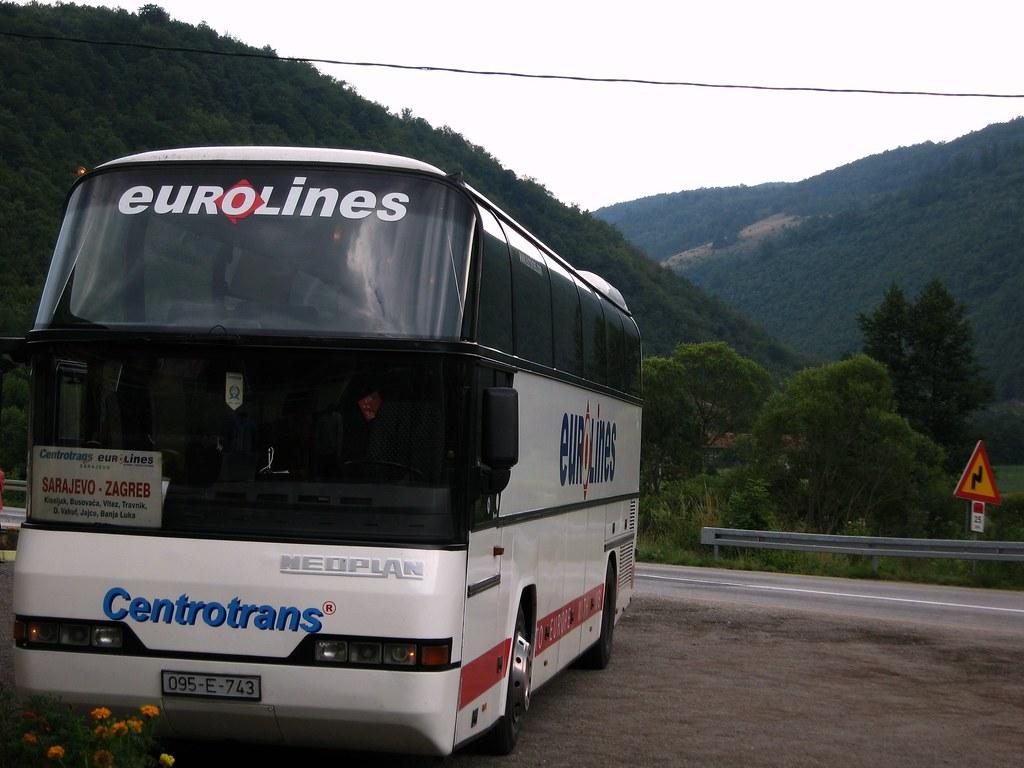 Sarajevo Zagreb Bus