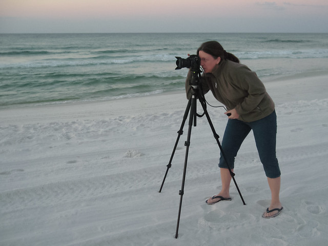 Occasionally, My Tripod Sees the Light of Day