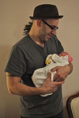 Daddy Holds Soleil | by Geoff Livingston