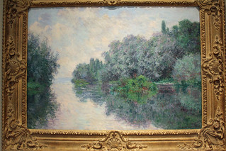 The Seine at Giverny; Monet (1885) | by The Carouselambra Kid