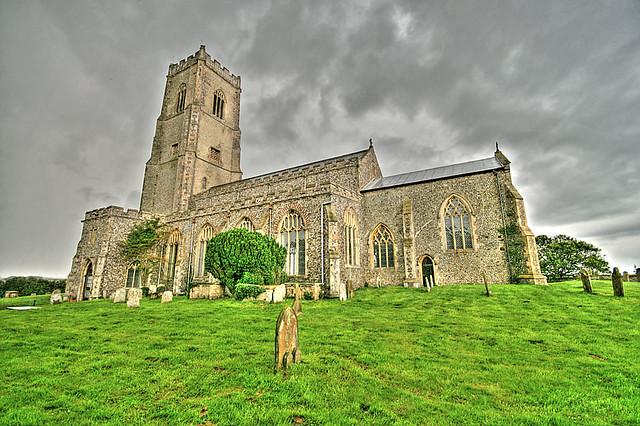 Happisburgh Church - Norfolk - a photo on Flickriver
