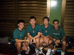 Dank, Chinling (Boy Wonder), Jiale, Faizal