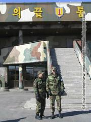 dmz soldados