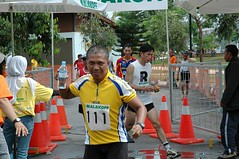 bacin running 8k