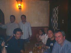 Drago, Mr. F, Rafael, Dael, El Manaba, Aldo, Victor y si se fijan bien EDIPA