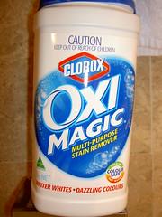 Yay! Oxi-Magic!