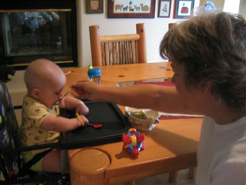 breakfast at grandmas