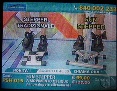 TV - Fun Stepper