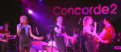 Pipettes @ Concorde