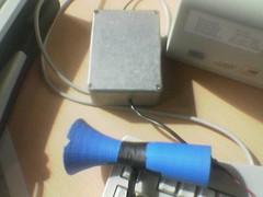 Visibreath sensor