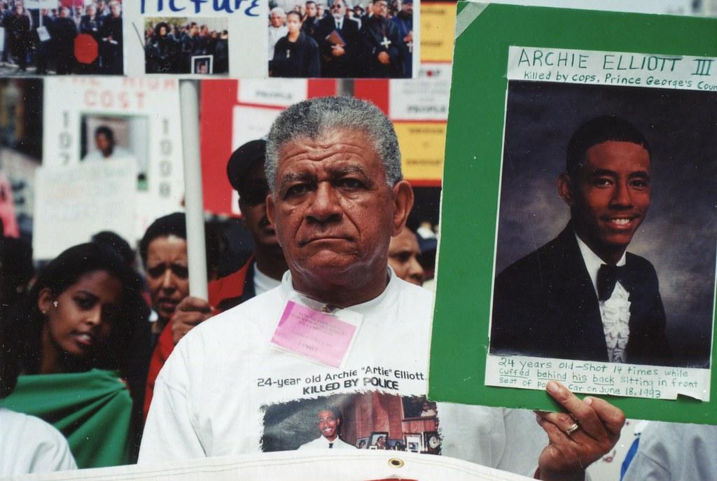 ArchieElliott.JusticePolice.WDC.3April1999