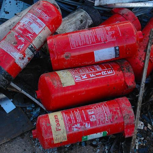 Extinguished Extinguishers!