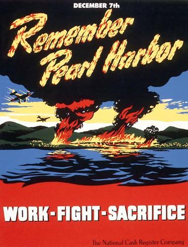 WAR Pearl Harbor