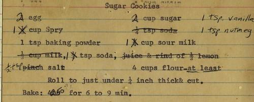 Sugar Cookies | by phil_g