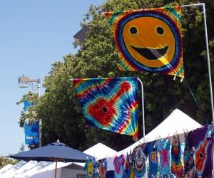 Sunnyvale Art and Wine Festival-on Washington by Macy's