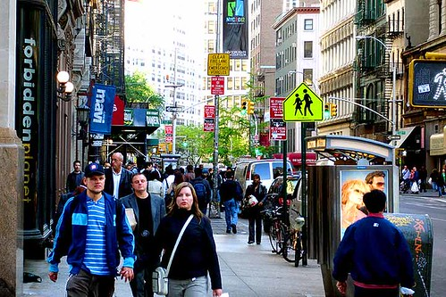 Everywhere Signs (And People) | by 1015 / J.L. McVay